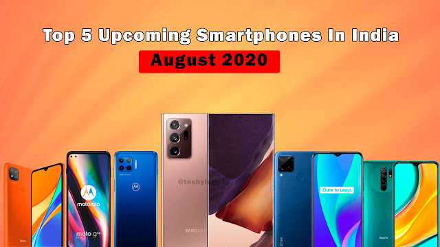 upcoming Smartphone In India