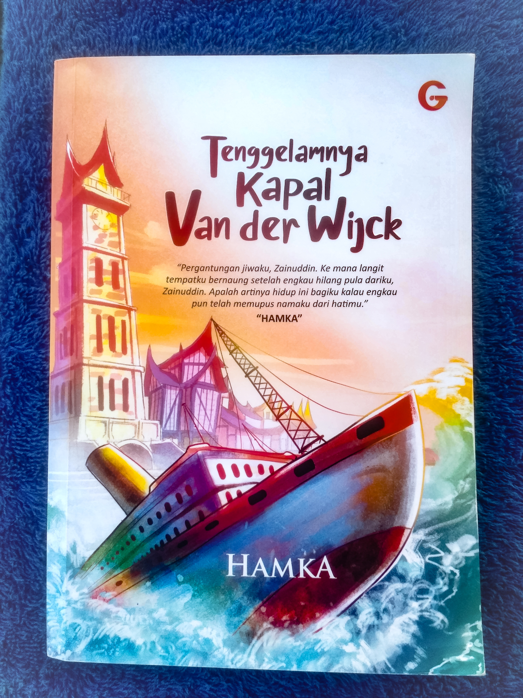 Resensi Novel Tenggelamnya Kapal Van Der Wijck Karya Haji Abdul Malik Karim Amrullah Hamka Dasaguru