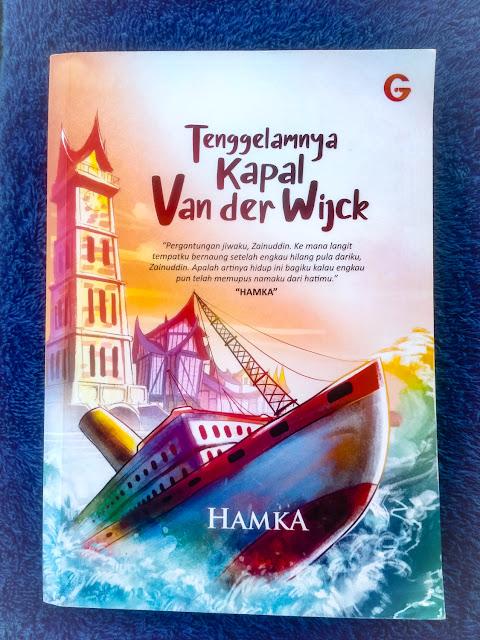 Novel Tenggelamnya Kapal Van Der Wicjk