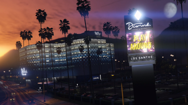 GTA Online Casino opens on July 23