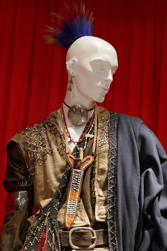 Outlander season 4 Mohawk tribe composite costume