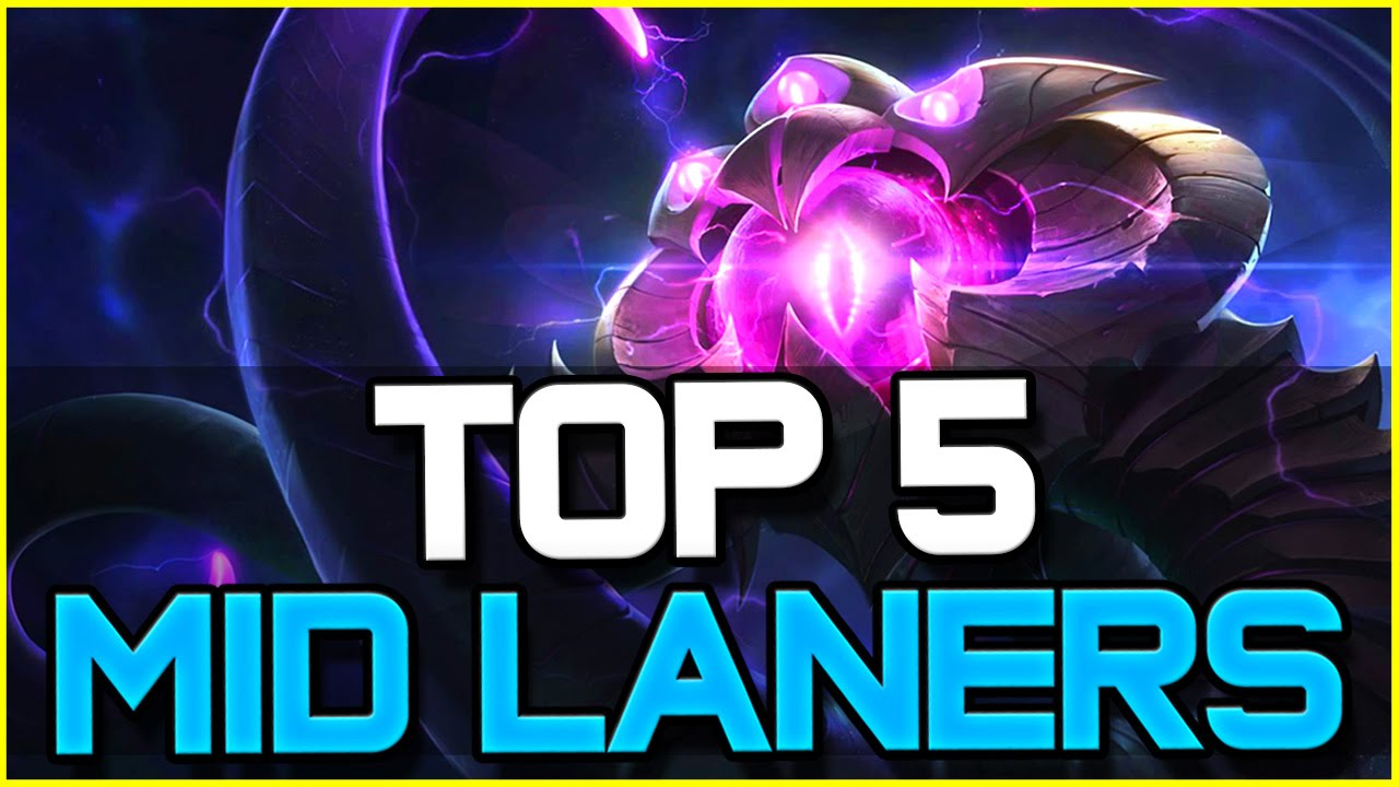 LOL: 12 CHAMPIONS FOR BEGINNERS TO LEARN - INN