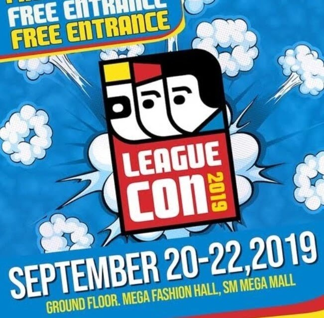 The first ever League Con PH is happening on September 20-22, 2019!