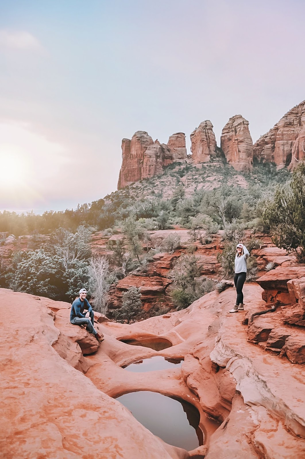 travel blogger Amanda's OK guide to sedona, arizona
