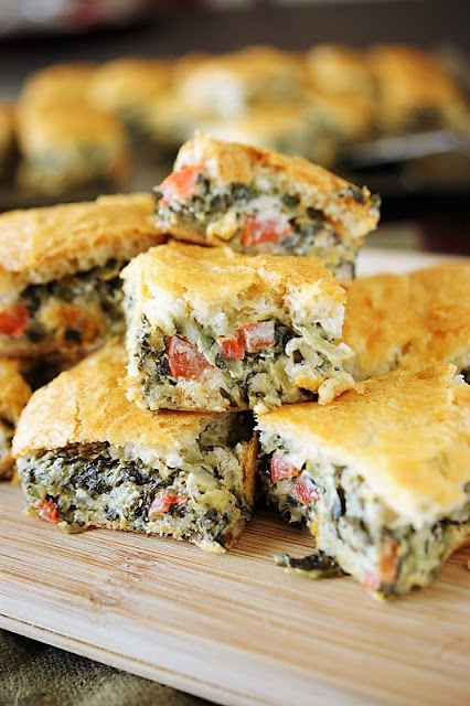 Baked Spinach Dip Bites Image