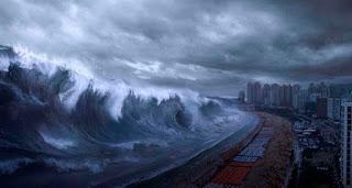Chile se prepara para un inminente y devastador tsunami.