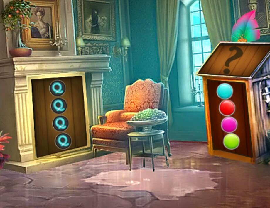 Play Games4King Quiescent Groundhog Escape