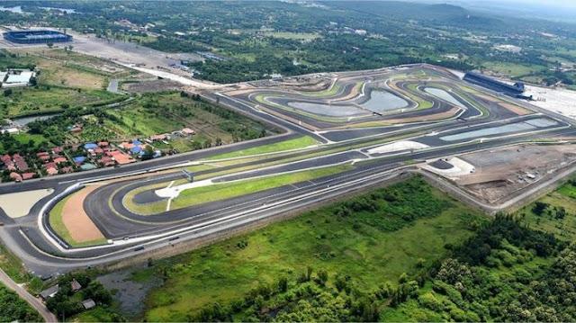 Fakta Unik dari Sirkuit Buriram Thailand tempat MotoGP 2019