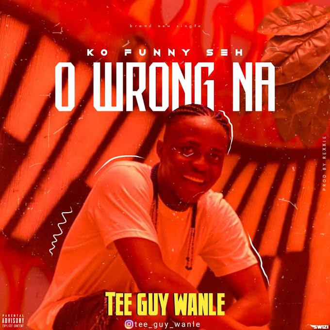[Music] Tee_Guy_Wanle_O_Wrong_Na_Prod_by_marzel