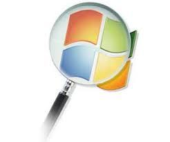 Icono de la lupa de Windows