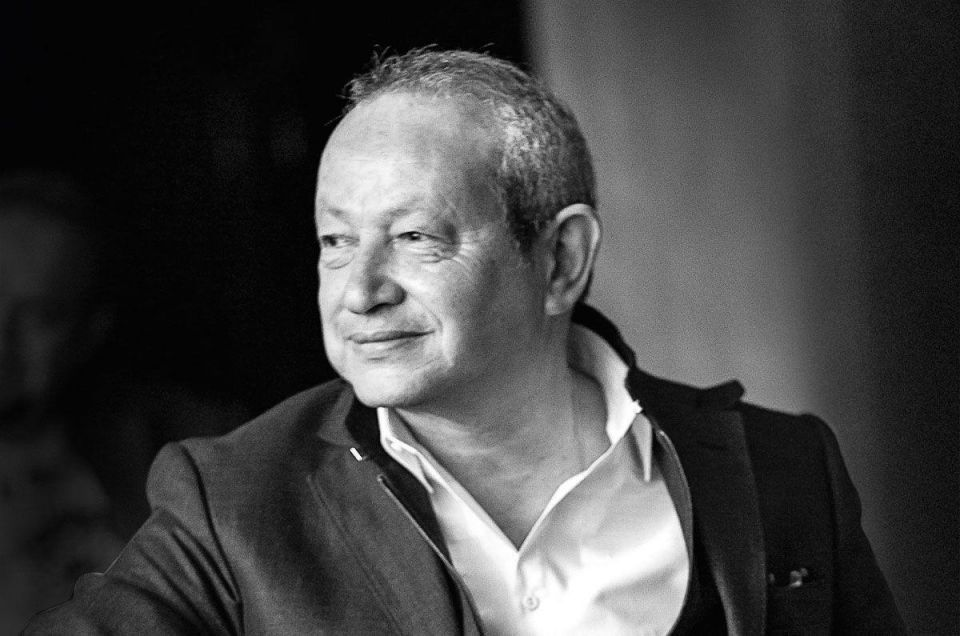 Naguib Sawiris: $2.9 Billion