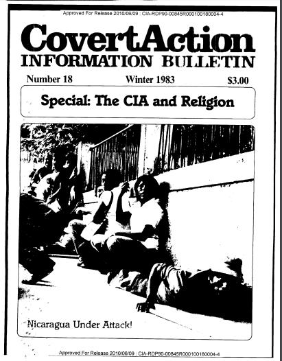 Catholic corruption war population control eugenics politics military fascism CIA geopolitics