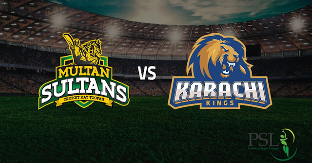 Multan Sultans vs Karachi King 22nd T20 Predictions and Betting Tips