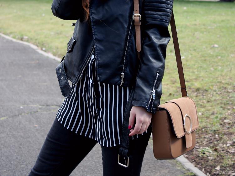 bolso de ante de Zara 2016