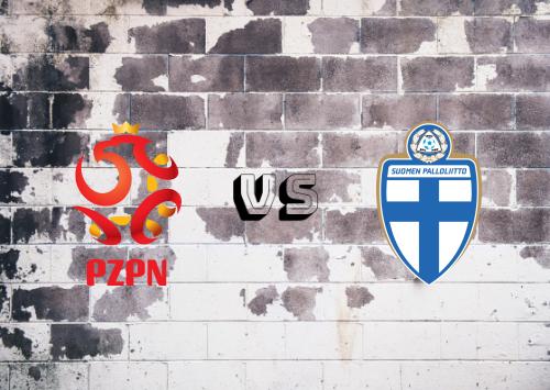 Polonia vs Finlandia  Resumen