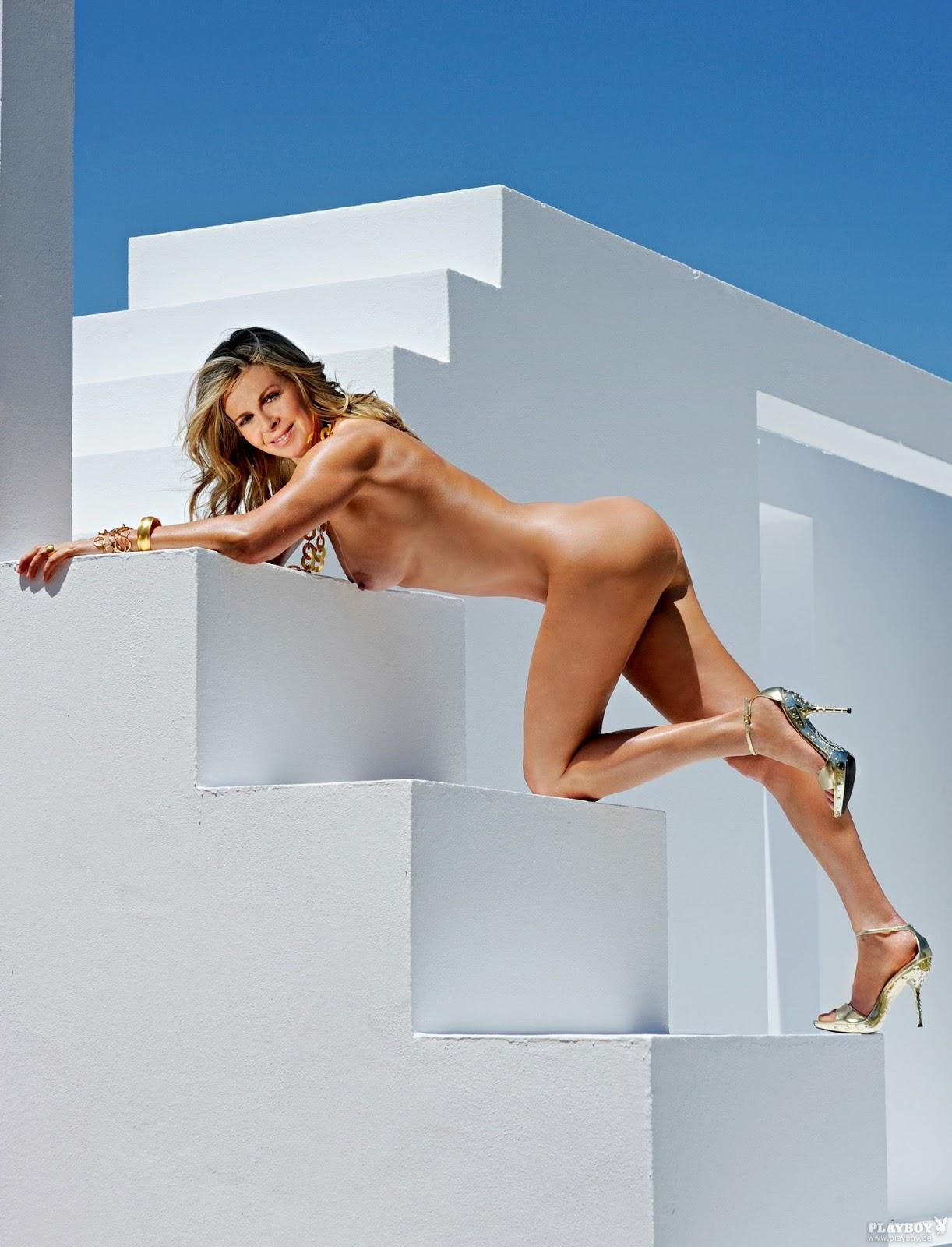 100 Pictures of Angela Maurer Nude