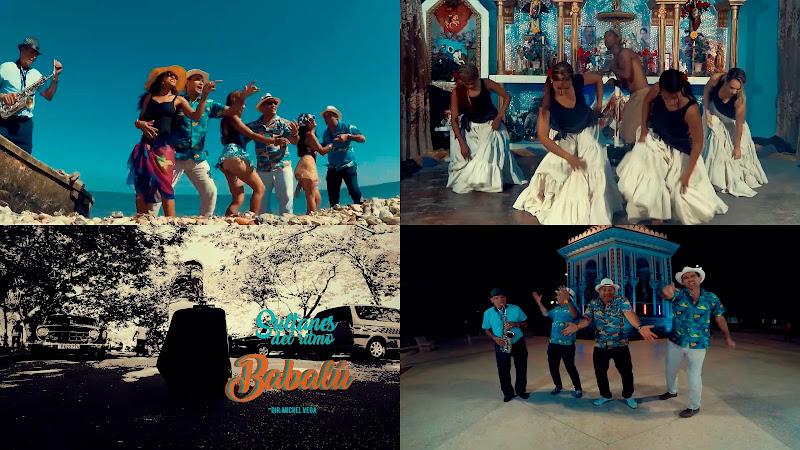 Sultanes del Ritmo - ¨Babalú¨ - Videoclip - Director: Michel Vega. Portal Del Vídeo Clip Cubano. Música cubana. Cuba.