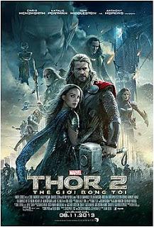 Thần Sấm 2 : Thế Giới Bóng Tối - Thor 2: The Dark World