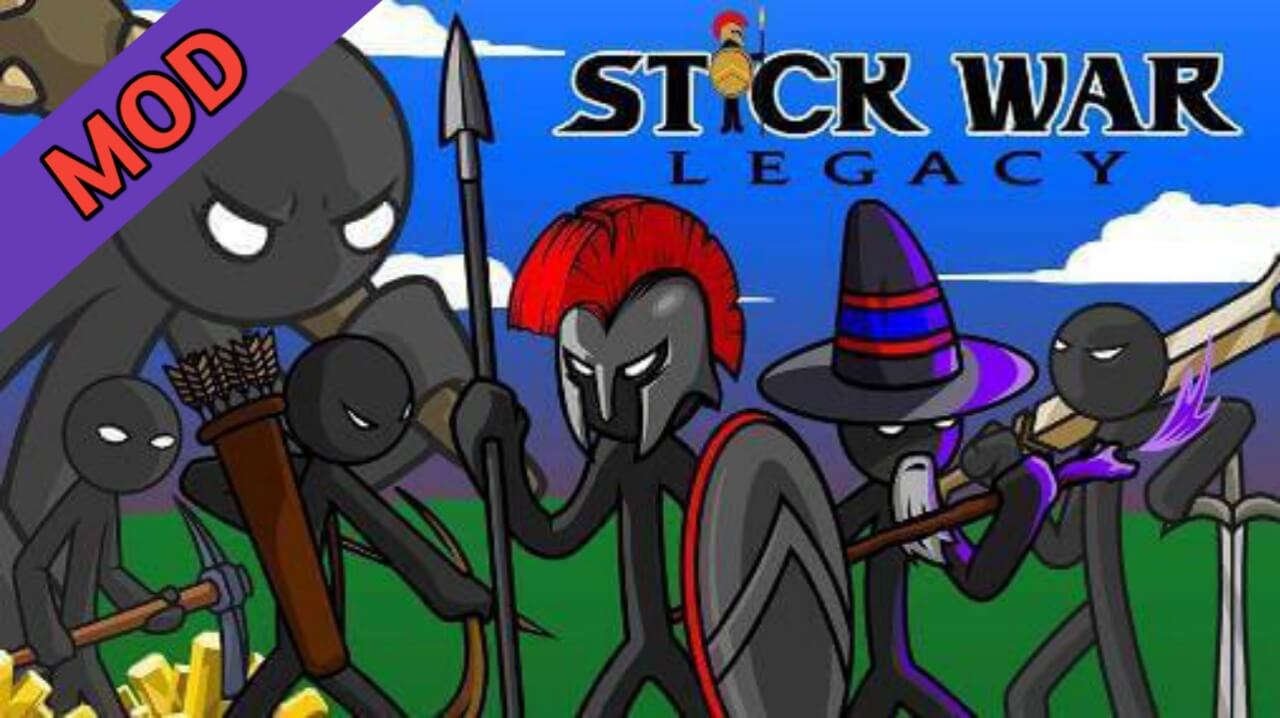 تحميل لعبة stick war legacy مهكرة من ميديا فاير
