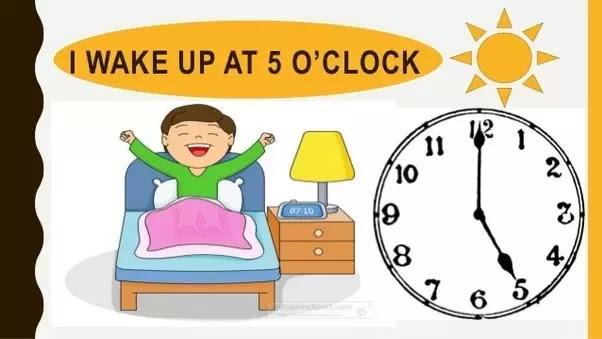 أسباب ممتازة للاستيقاظ على الساعة 5 صباحًا