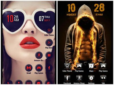 Yang belum mengerti perihal aplikasi launcher akan saya jelaskan sedikit 7 Launcher Android Terbaik dan Paling Ringan 2018