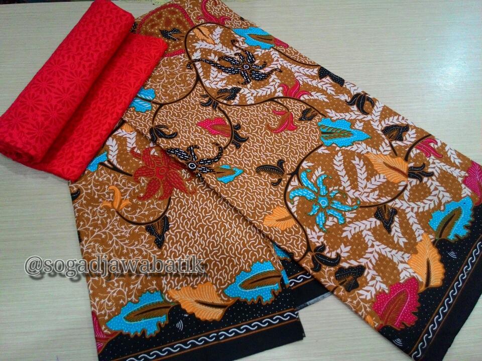 Kain Batik Solo Modern  BATIK JAWA MODERN