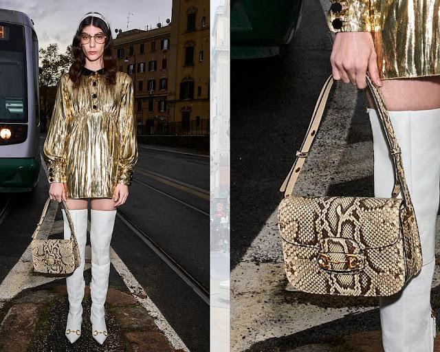 Коллекция Gucci Pre-Fall 2020 3