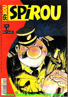 212 le retour, Spirou 3052, 1996