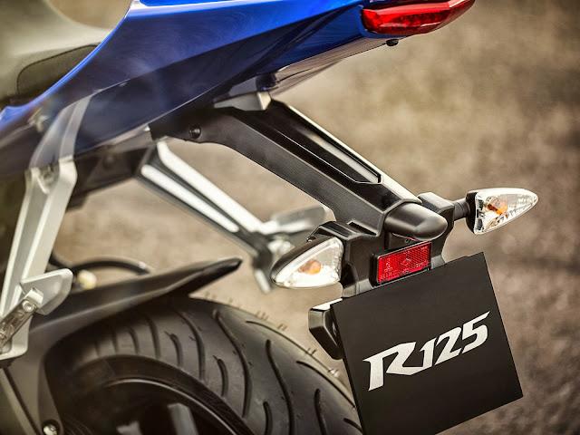 Yamaha YZF-R125 2014 - Inspirasi Dari Juara Dunia