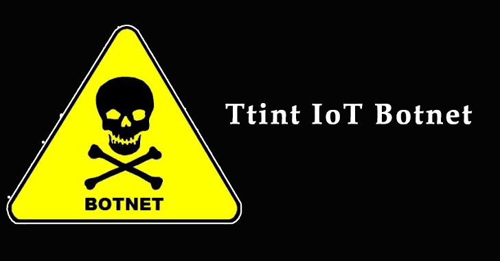 Ttint IoT Botnet