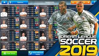 dream league soccer legends