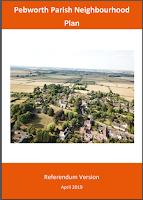 Cover of Pebworth Neighbourhood Plan