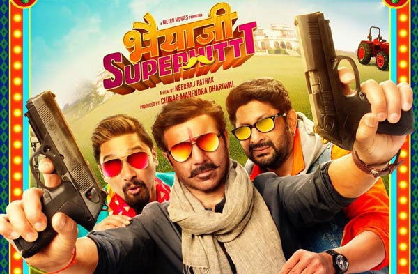 Bollywood movie Bhaiaji Superhit Box Office Collection wiki, Koimoi, Wikipedia, Bhaiaji Superhit Film cost, profits & Box office verdict Hit or Flop, latest update Budget, income, Profit, loss on MT WIKI, Bollywood Hungama, box office india