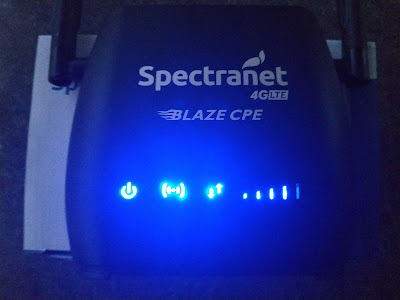 New Spectranet Router
