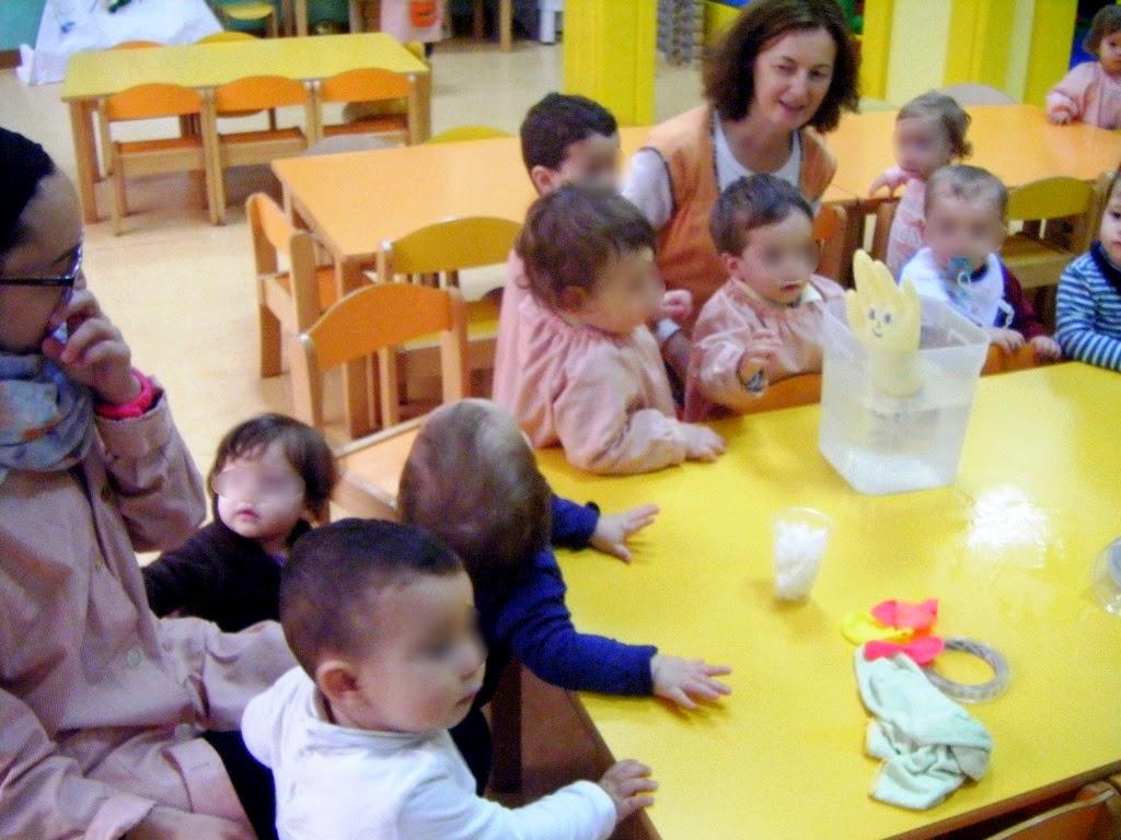 Educación infantil de primer ciclo