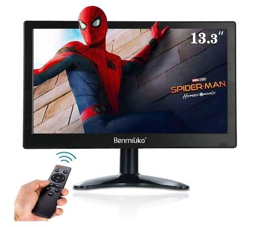 Benmiuko 13.3 IPS CCTV HDMI Security Camera Monitor