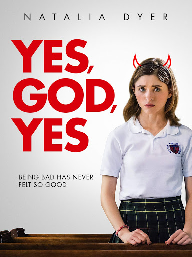 Yes, God, Yes [2020] [CUSTOM HD] [DVDR] [NTSC] [Subtitulado]