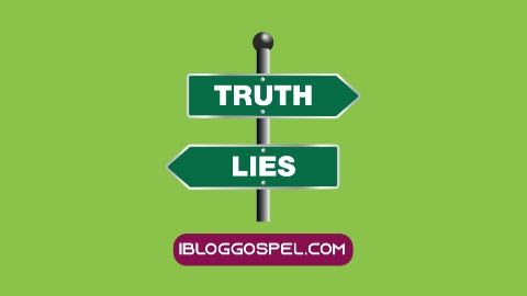 What Does The Bible Say About Lie