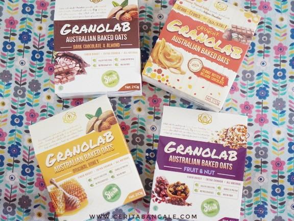 review granolalab untuk keluarga