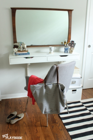 Tips For An Easy Diy Vanity For Your Home The Diy Playbook