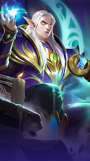 Estes Moon Elf King Heroes Support of Skins V1