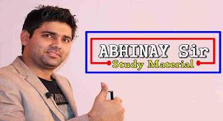 Abhinay Sharma Maths PDF
