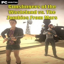 Free Download Gunslingers of the Wasteland vs. The Zombies From Mars