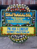 Toko Bunga Gunung Sahari Utara-Jakarta