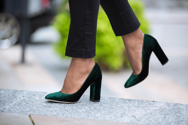 Jcrew velvet pumps, www.jadore-fashion.com