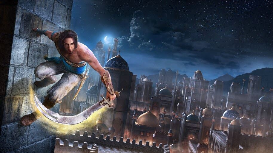 Prince of Persia The Sands of Time Remake, 4K, #7.2714