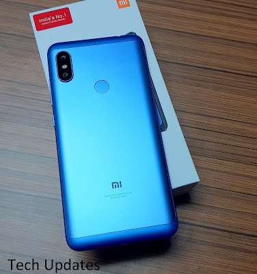 Xiaomi Redmi Note 6 Pro Unboxing & Photo Gallery