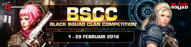 Gemscool Gelar Kompetisi Antar Clan Terbesar di BlackSquad Indonesia