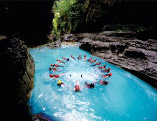 Adventures await tourists in Cebu