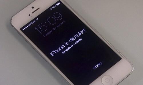 هاتف آيفون لن يتم فتحه إلا بعد مرور 47 عاماً لهذا السبب الغريب